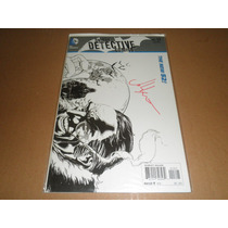 Detective Comics #13 Portada Variante The New 52 Firmado Dc