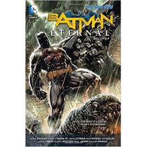 Batman Eternal Vol. 1 The New 52 Pasta Suave Ingles