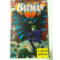 Batman La Caída Del Murcielago Tomo 1 Edit Vid