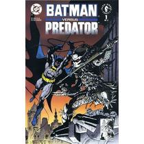 Batman Vs. Depredador - Envío Gratis