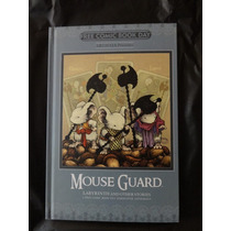 Mouse Guard Fcbd 2014 Archaia Comics