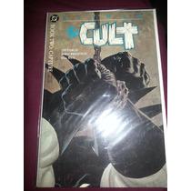 Dc Comics Batman Cult Ingles