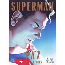 Comic Especial Superman Paz En La Tierra Alex Ross Edit. Vid
