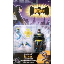 The Batman Disc Attack Animated Aventures C9