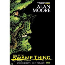 Libro Saga Of The Swamp Thing, Book 1