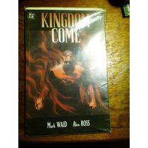 Kingdom Come # 3 Y 4 Justice League Dc Comics En Ingles