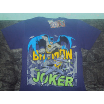 Playeras Originales Dc Comics Batman Superman Flash Linterna