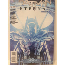 Batman Eternal # 52 Portada De Andy En Ingles The New 52