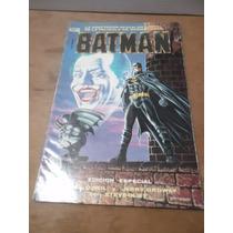 Batman Comic Adaptacion Oficial Pelicula Tim Burton Dc Vid