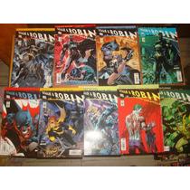 Comics Vid Batman Y Robin 9 Numeros De Frank Miller Y Jim