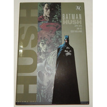### Dc Batman Hush Tomo 1 Y 2 Hardcover Historia Completa ##