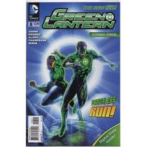 Green Lantern # 8 Combo Dc Comics