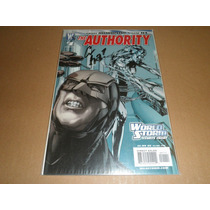 The Authority #1 Wildstorm Firmado