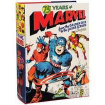 Libro De Lujo Marvel 75 Años 700 Págs Edición De Coleccion !