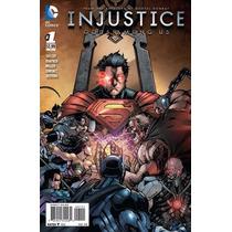 Injustice: Gods Among Us - Año 1 (completa Español)