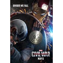 Llavero Civil War Exclusivo De La Premiere