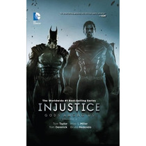 Libro Comic Injustice Gods Among Us Vol. 2