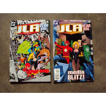 Jla Year One # 1 #2 Justice League America