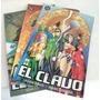 Kcg La Liga De La Justicia: Saga El Clavo