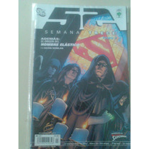 Comics De Coleccion Dc 52 Tomo 7 Editorial Vid