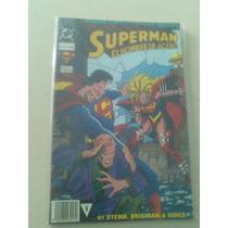 Comics De Coleccion Dc Superman El Hombre De Acero Tomo 9