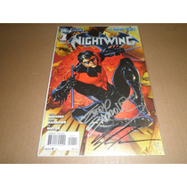 Nightwing #1 The New 52 Dc Firmado