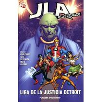Jla Liga De La Justicia Detroit
