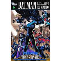 Dc Comics Batman Batalla Por El Manto Vid Nightwing Robin