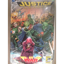 Justice League #22, Sdcc