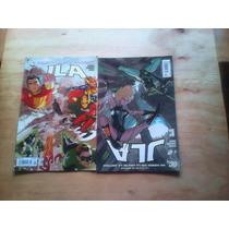 Comics Jla Un Mundo Sin La Liga De La Justicia Tomos 1 Y 2