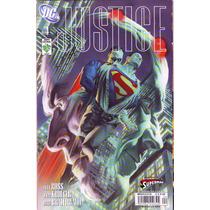 Comic Justice Alex Ross Tomo # 04 Tomo Editorial Vid