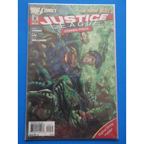 Justice League # 2 The New 52 D C Comics December 2011