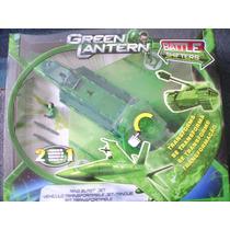 Linterna Verde-green Lantern-jet Transformable - Hal Jordan