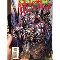 Comic Solomon Grundy #1 En Ingles