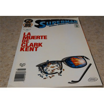 Superman La Muerte De Clark Kent - Ediciones Especiales Vid.
