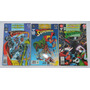 3 Comics De Superman Mundos En Colision Tomos 1 3 Y 4 De Vid