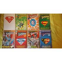 Comics De El Reino De Los Supermanes Saga Completa En Ingles