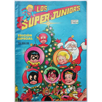 Los Super Juniors Edicion Especial Superman 1988 Tlacua03