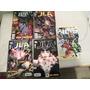 Comics Vid Liga De La Justicia Crisis De Conflicto 5 Tomos