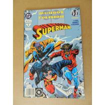 Mundos En Colision Superman Tomo 1,2,3,4