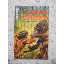 Tarzan Depredador Tpb Mexico Comic