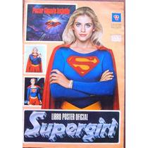 Supergirl / Dc Comics - Poster / Vintage