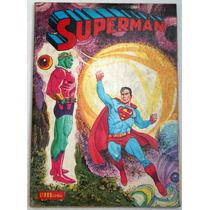 Libro Comic Superman 1958 Tomo 8 Ed. Novaro Hm4