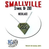 Dije General Zod Superman Smallville Man Of Steel Igo!!!