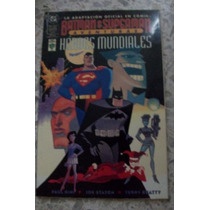 Superman/batman Animated Tpb Dc Mexico Comic
