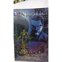 Injustice Gods Among Us: Año 2 Vol.2 Definitive Edition