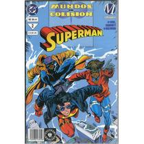 Superman Mundos En Colision Tomo 2 Crossover Milestone Vid