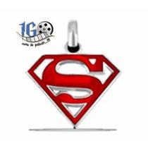 Dije Superman Man Of Steel Original Dc Comics Igo Reeve!!