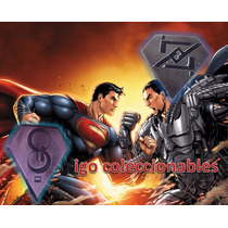 Dijes Jor-el Vs General Zod Smallville Superman Igo Merenv!