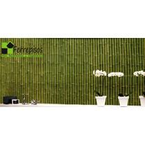 Fachadas Aparentes Bambu